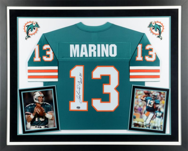sports Memorabilia Framing Miami, FL